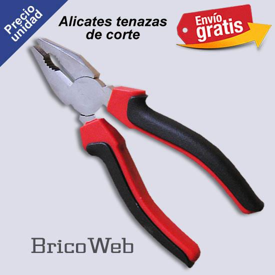 Alicates tenazas bricoweb - Trabajos de bricolaje ...