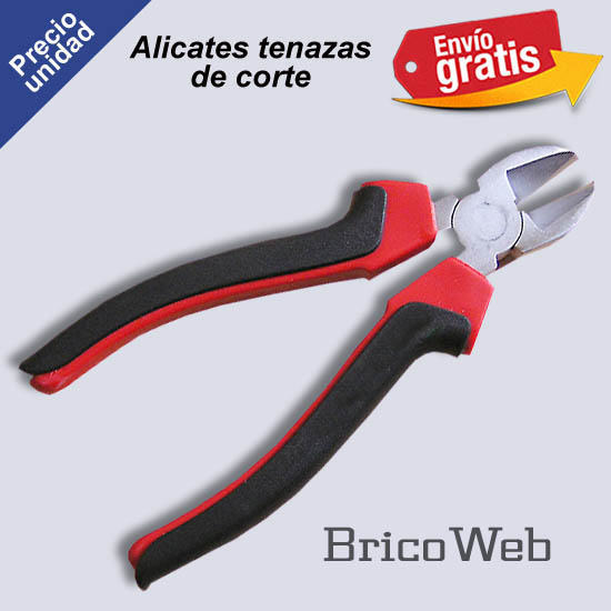 ALICATES DE CORTE 160mm