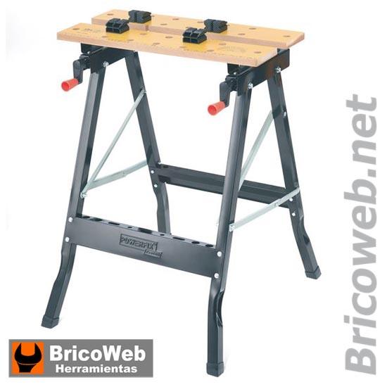 Banco de trabajo plegable powerfix para bricolaje bricoweb - Banco trabajo plegable ...
