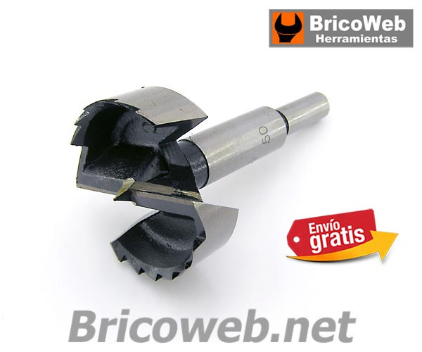 BROCA MADERA FORSTNER 50mm