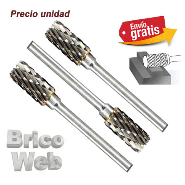 .BROCA FRESADORA CARBURO DE TUNGSTENO 03