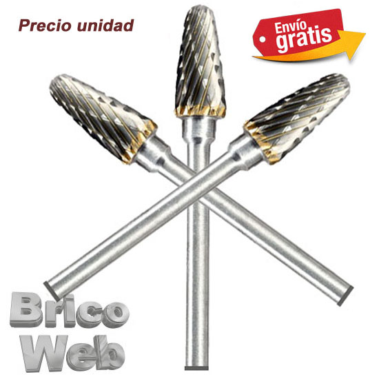 .BROCA FRESADORA CARBURO DE TUNGSTENO 04