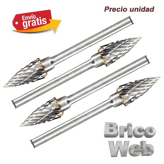 .BROCA FRESADORA CARBURO DE TUNGSTENO 05