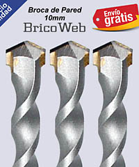 BROCAS PIEDRA PARED