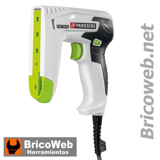 Grapadora electrica parkside phet 15 a1 bricoweb - Grapadora electrica precio ...