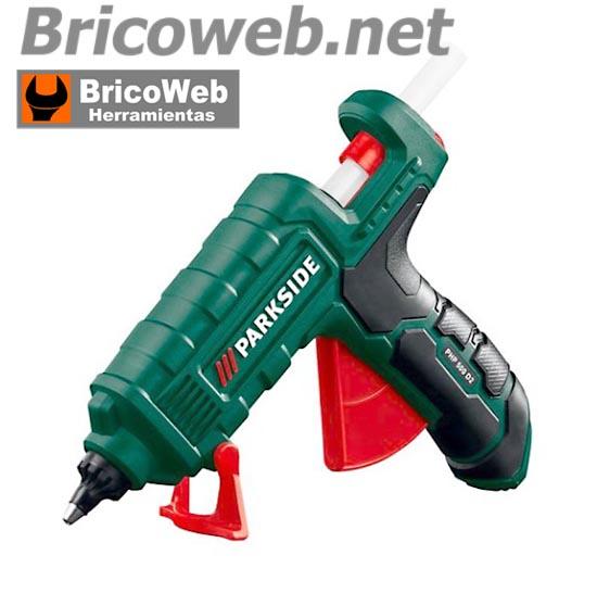 Soportes herramientas bricoweb for Pistola pneumatica parkside