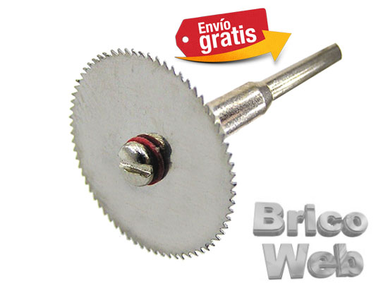 Accesorios para fresar bricoweb - Sierra para taladro ...
