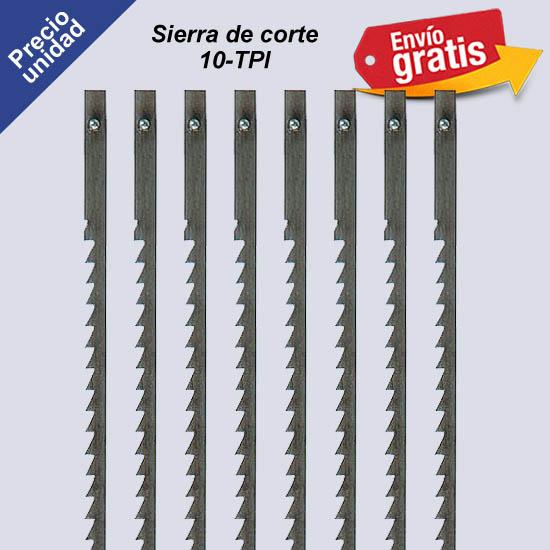 Sierra de calar para marqueteria mod tpi 15 bricoweb - Hojas de sierra para madera ...